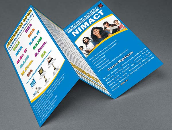 Brochure/ Flyer Designing